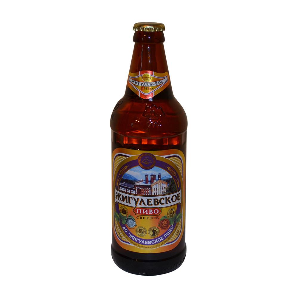 Пиво «Жигулевское» 0.5л