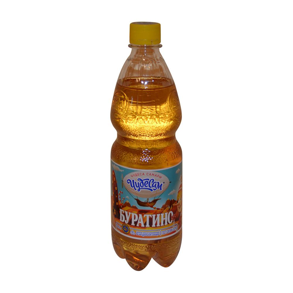 Лимонад «Буратино» ПЭТ 0,6л