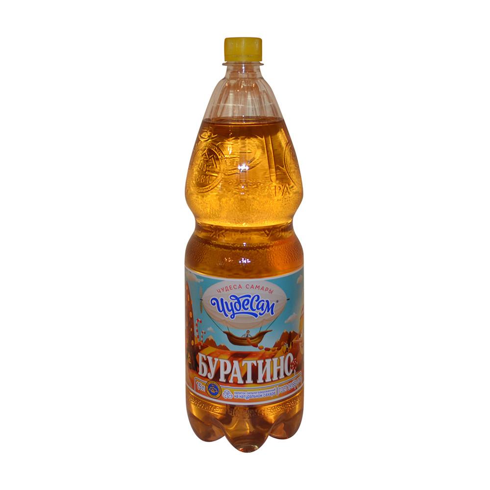 Лимонад «Буратино» ПЭТ 1,5л