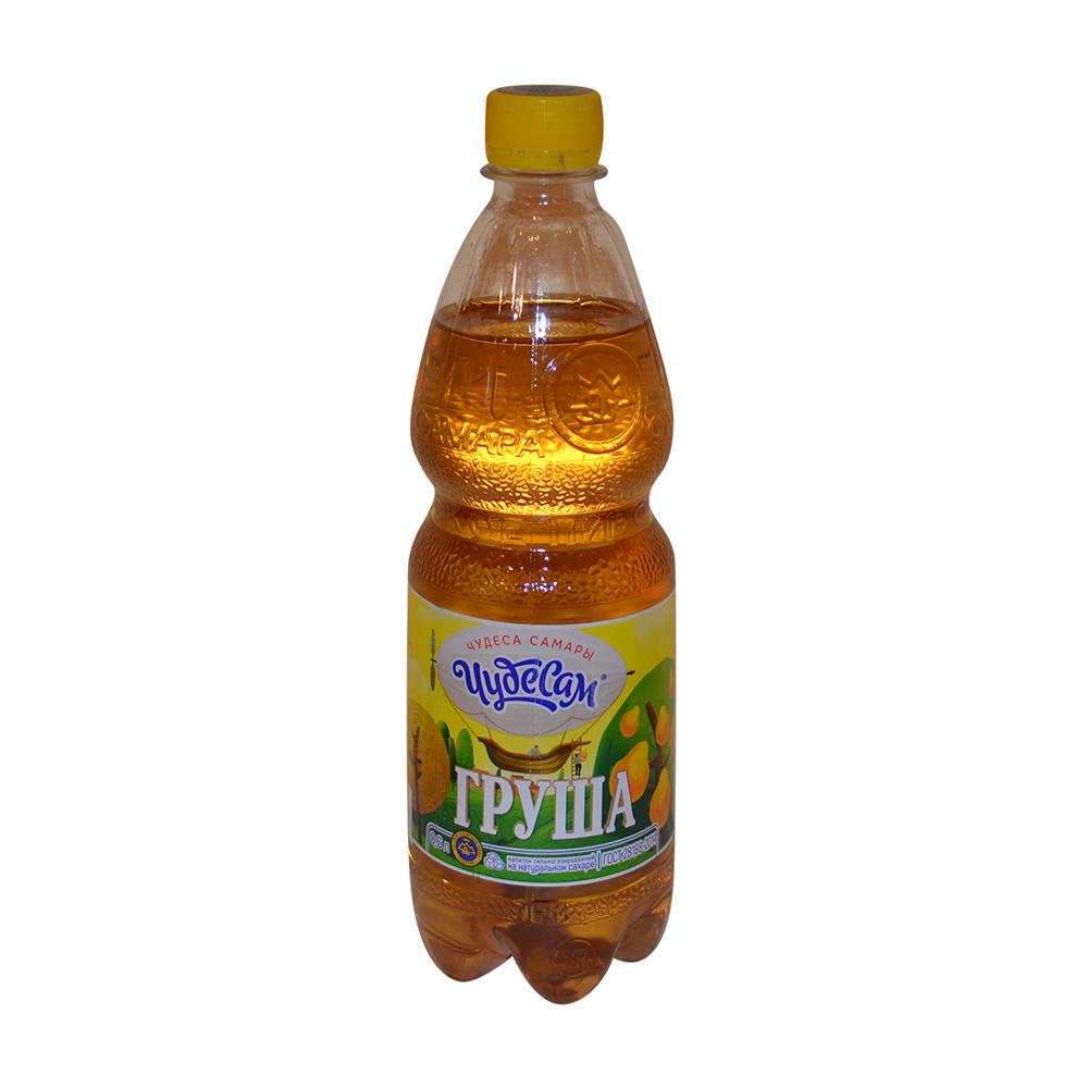 Лимонад «Груша» ПЭТ 0,6л