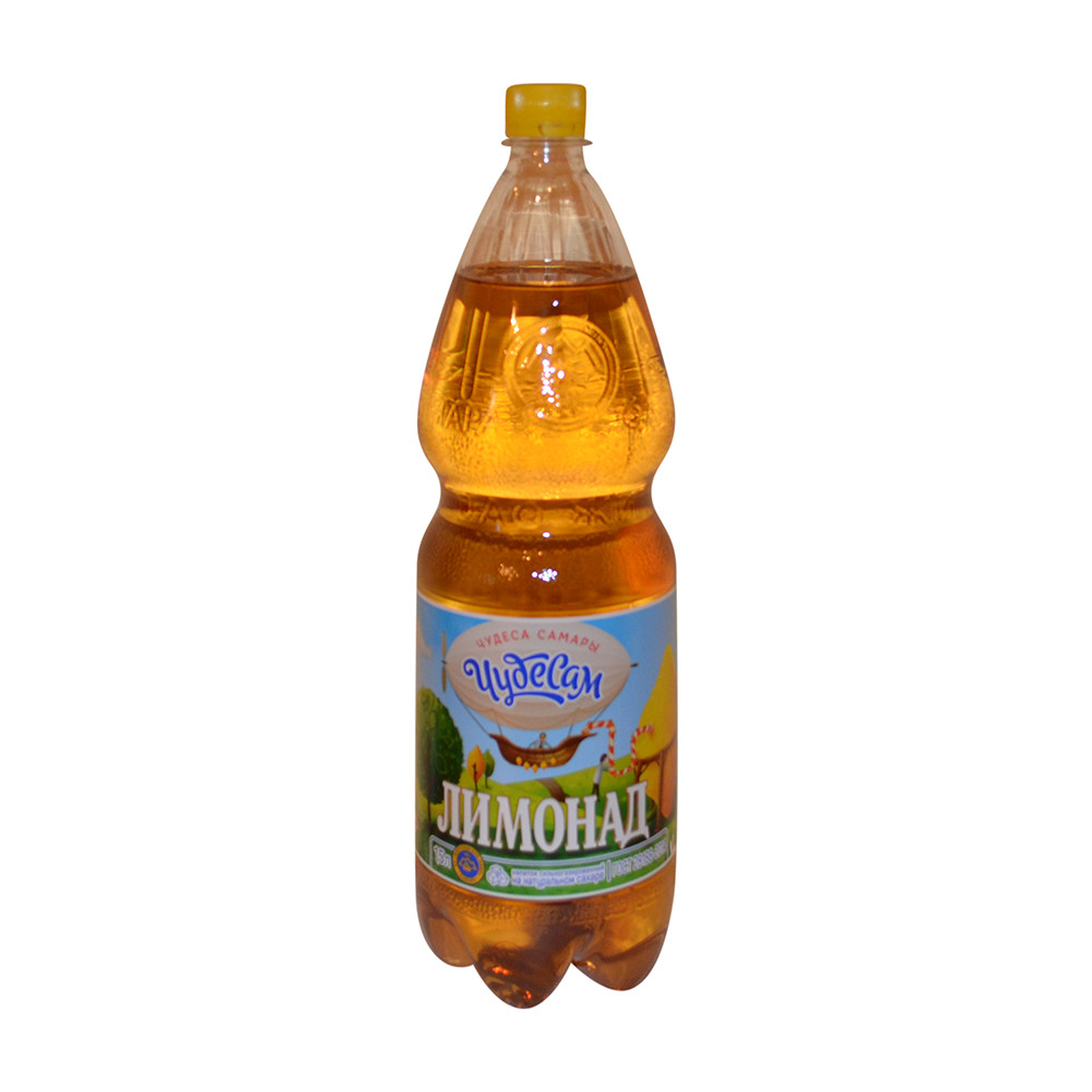 Лимонад «Лимонад» ПЭТ 1,5л