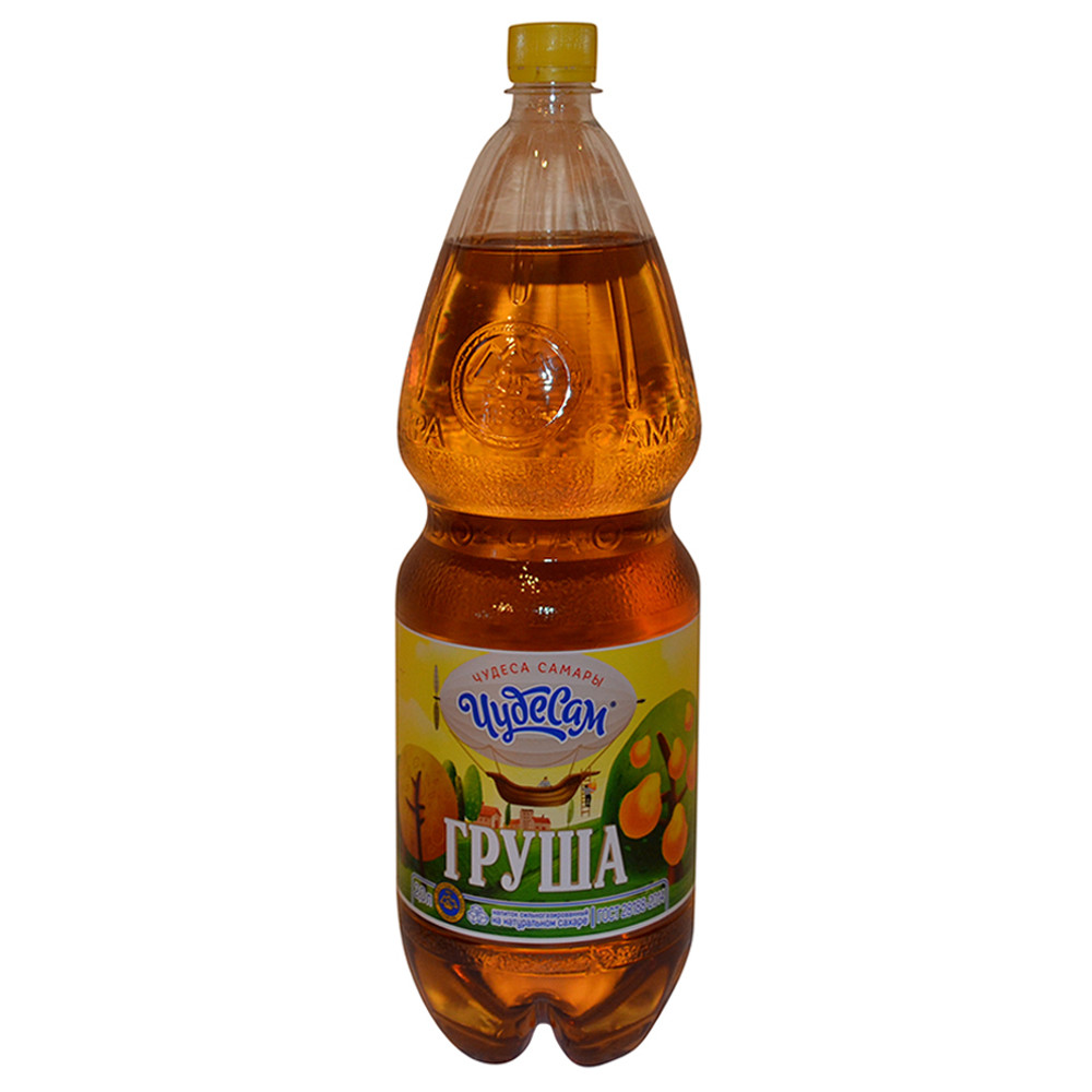 Лимонад «Груша» ПЭТ 2л