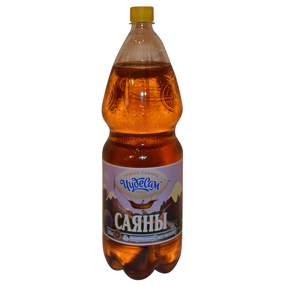Лимонад «Саяны» ПЭТ 2л
