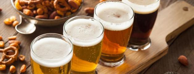 Первый в России фестиваль безалкогольного пива прошел в Москве