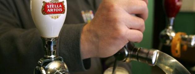 В Европе опять дорожает пиво