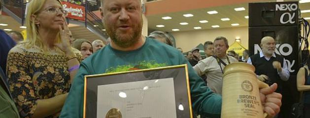 Две медали в Чехии выиграли российские пивовары