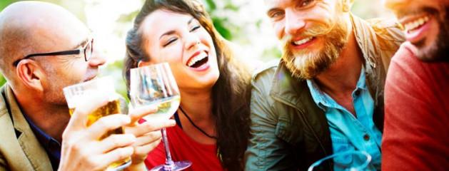 Великобритания признана самой пьющей страной в мире