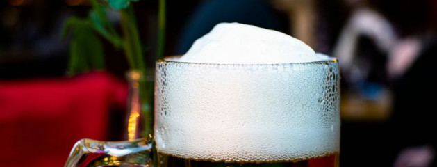 Росстат: за 4 месяца производство пива в России выросло на 1,5%