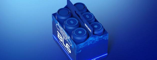 AB InBev разработал игровую консоль в форме упаковки пива