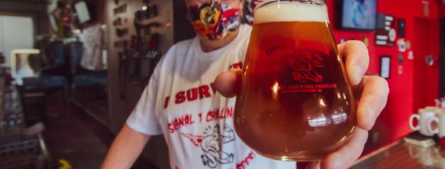 Американская пивоварня хочет попасть в Книгу рекордов Гиннесса с самым острым пивом
